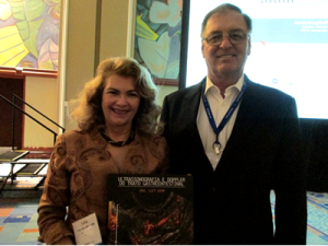 Dra Lucy Kerr e Dr.Thomas S. Stavros