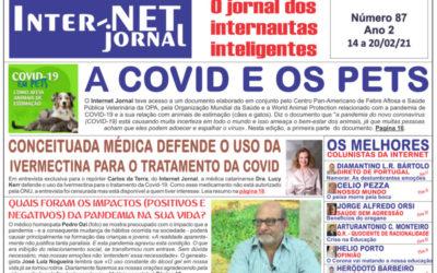 Inter.Net Jornal – Número 87 Ano 2 14 a 20/02/21